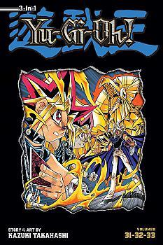 Yu-Gi-Oh! Omnibus Manga Vol. 11 (Vol. 31, 32, 33)