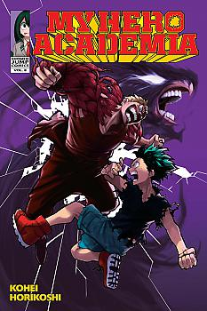 My Hero Academia Manga Vol.   9