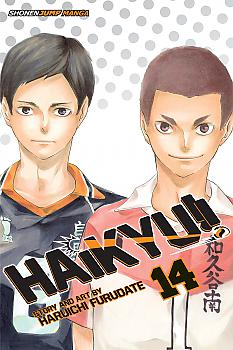 Haikyu!! Manga Vol.  14