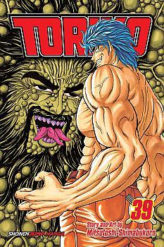 Toriko Manga Vol.  39