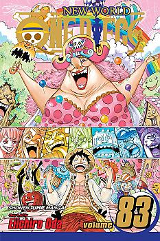 One Piece Manga Vol.  83