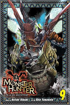 Monster Hunter: Flash Hunter Manga Vol.   9