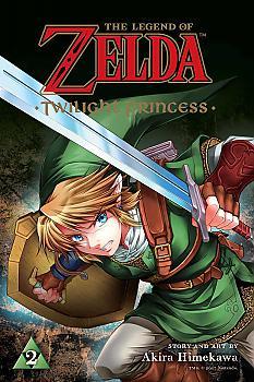 Zelda Twilight Princess Manga Vol.   2