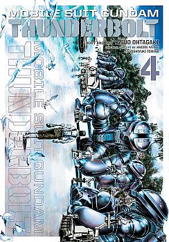 Mobile Suit Gundam Thunderbolt Manga Vol.   4