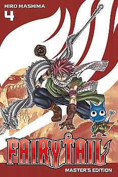 Fairy Tail Master's Edition Manga Vol.   4