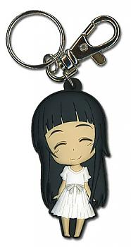 Sword Art Online Key Chain - Chibi Yui Eyes Closed Smile