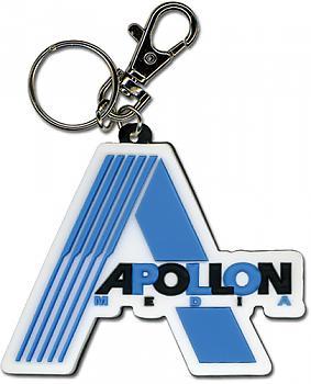 Tiger & Bunny Key Chain - Apollon Media Logo