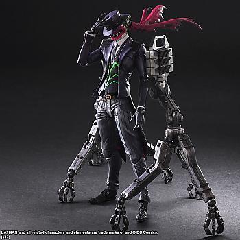 Batman Play Arts Kai Action Figure - Joker (Designed by Tetsuya Nomura)