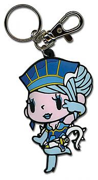 Tiger & Bunny Key Chain - Blue Rose