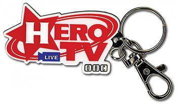 Tiger & Bunny Key Chain - Hero TV