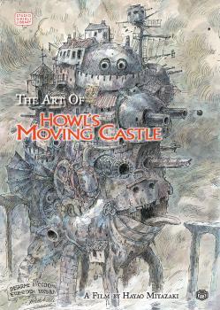Art Book: Howl's Moving Castle