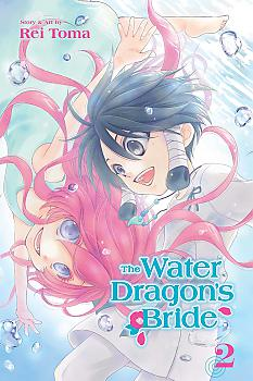 Water Dragon's Bride Manga Vol. 2
