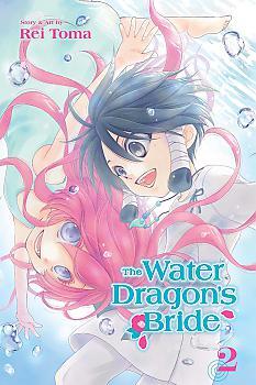 Water Dragon's Bride Manga Vol. 2
