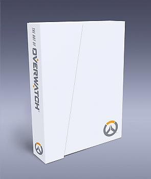 Overwatch Artbook - Art of Overwatch