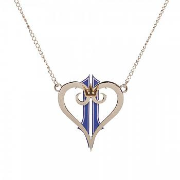 Kingdom Hearts II Necklace - Logo