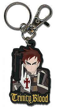 Trinity Blood Key Chain - Tres