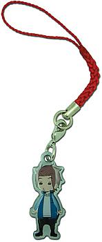 World Trigger Phone Charm - SD Yuichi Metal