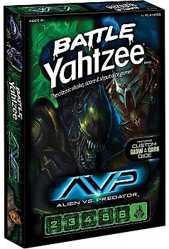 Aliens Vs. Predator Board Games - Yahtzee Collector's Edition