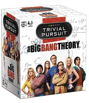 Big Bang Theory Board Games - Trivial Pursuit Collector's Edition