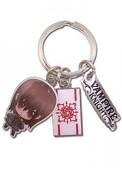Vampire Knight Key Chain - Metal SD Yuki