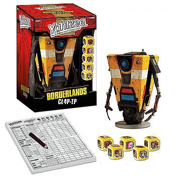 Borderlands Board Games - Yahtzee Collector's Edition