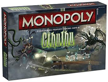 Cthulhu Board Games - Monopoly Collector's Edition