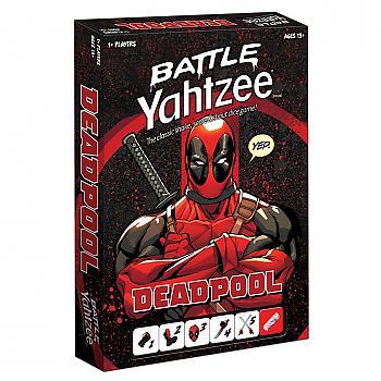 Deadpool Board Game - Battle Yahtzee Collector's Edition