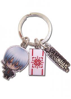 Vampire Knight Key Chain - Metal SD Zero