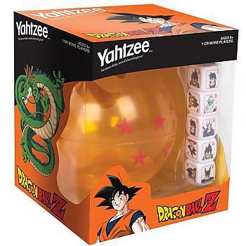 Dragon Ball Z Board Game - Yahtzee Collector's Edition