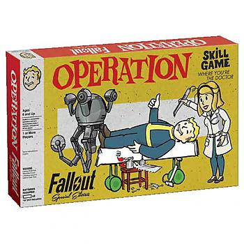 Fallout Board Game - Operations Collector's Edition