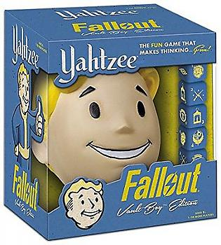 Fallout Board Game - Vault Boy Yahtzee Collector's Edition