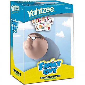 Family Guy Board Game - Yahtzee Hindenpeter Collector's Edition