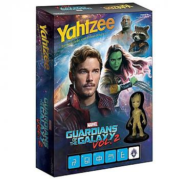 Guardians of the Galaxy Vol. 2 Board Game - Battle Yahtzee Collector's Edition