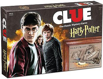 Harry Potter Board Game - Clue Collector's Edition