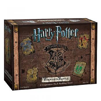 Harry Potter Board Game - Hogwarts Battle Collector's Edition