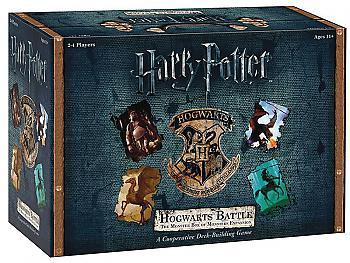 Harry Potter Board Game - Hogwarts Battle Monster Expansion Collector's Edition