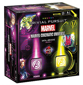 Marvel Cinematic Universe 2 Board Game - Trivial Pursuit Collector's Edition