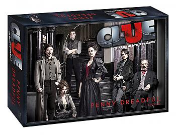 Penny Dreadful Board Game - Clue Collector's Edition