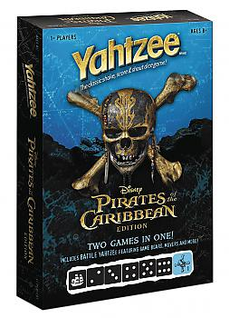 Pirates of the Caribbean Board Game - Dead Men Tell No Tales Yahtzee Collector's Edition