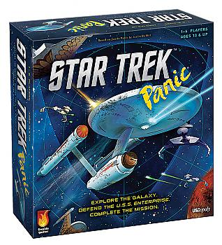 Star Trek Board Game - Panic Collector's Edition