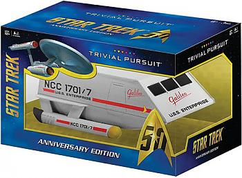 Star Trek Board Game - Trivial Pursuit Collector's Edition