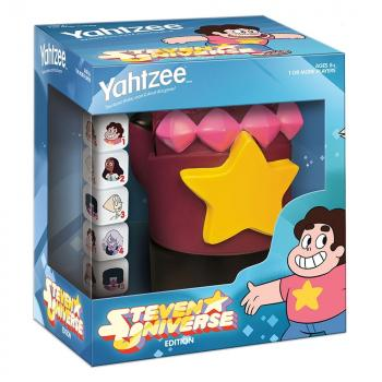 Steven Universe Board Game - Garnet's Gauntlet Yahtzee Collector's Edition