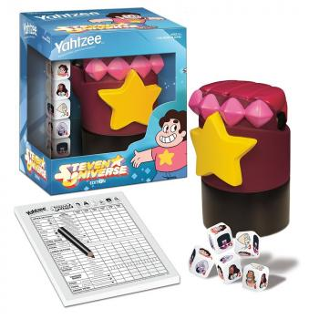 Steven Universe Board Game - Garnet's Gauntlet Yahtzee Collector's Edition