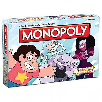 Steven Universe Board Game - Monopoly Collector's Edition