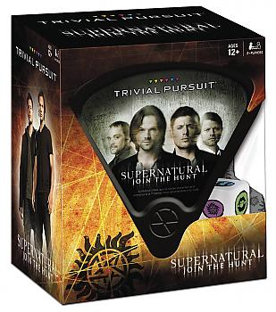 Supernatural Board Game - Trivial Pursuit Collector's Edition