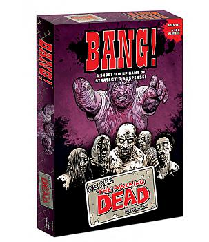 Walking Dead Board Game - Bang Collector's Edition Expansion