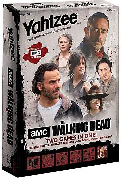 Walking Dead Board Game - Battle Yahtzee Collector's Edition