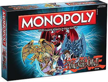 Yu-Gi-Oh! Board Game - Monopoly Collector's Edition