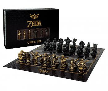 Zelda Board Game - Chess Set Collector's Edition