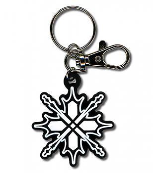 Vampire Knight Key Chain - Zeros Tattoo